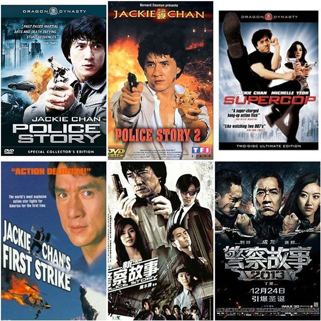 DIFFICULT QUESTION! 😁 Which Police Story part is the best??? #jackiechan #jackiechanstyle #jackiechanmovie #jackiechanfans #PoliceStory #PoliceStory2 #PoliceStory3 #FirstStrike #NewPoliceStory #PoliceStory2013