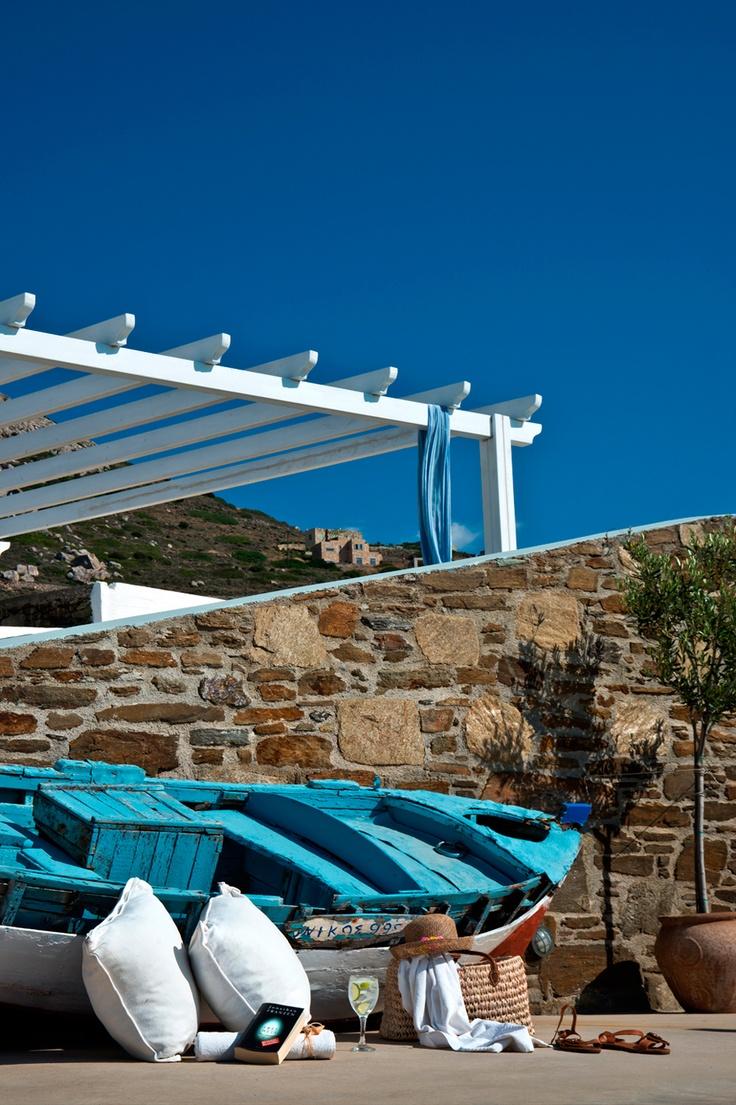 PINO DI LOTO Luxury Apartments, Syros island- Greece
