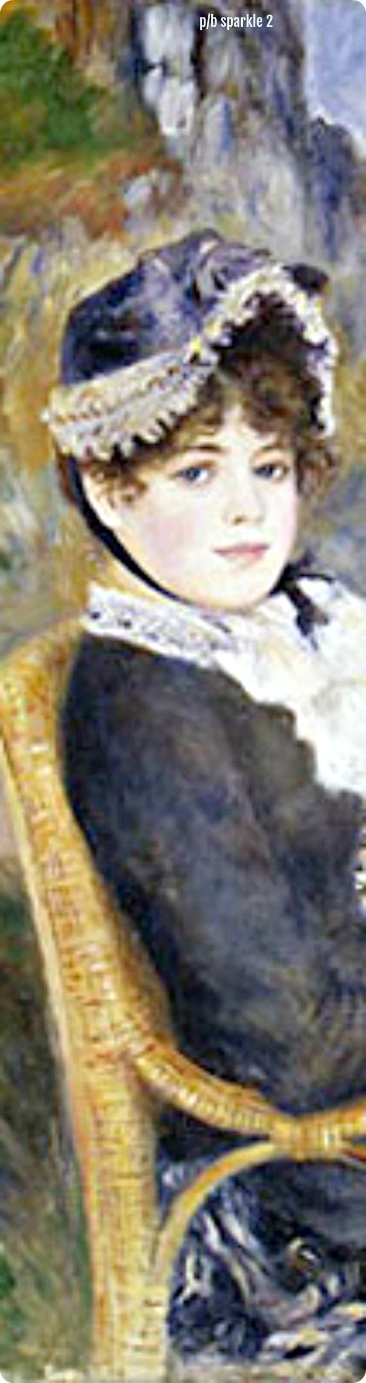Pierre-Auguste Renoir (1841-1919): By the Seashore, 1883