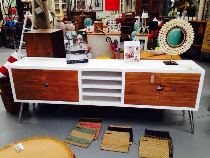 Store shot of our fabulous moderno buffet