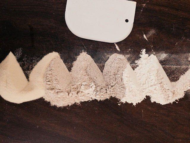 """Como parte de esta """"revolución"""" quiero compartir lo que he aprendido hasta ahora de las harinas. Advierto que este post está orientado a personas, que al i"""