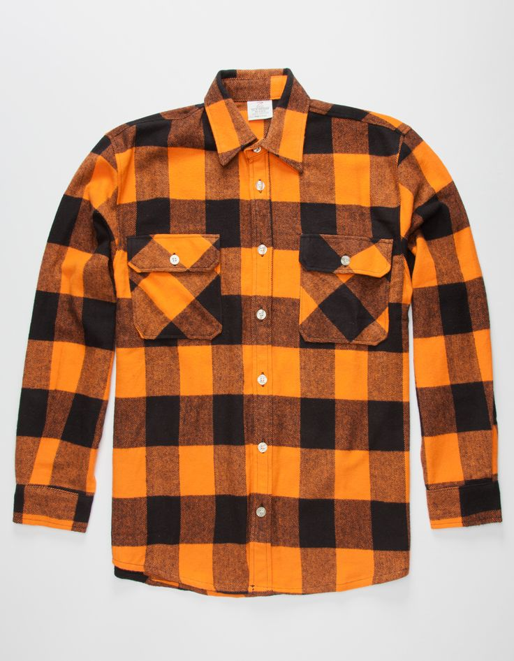 Men's Flannel Shirts - All Styles | Tillys - Large