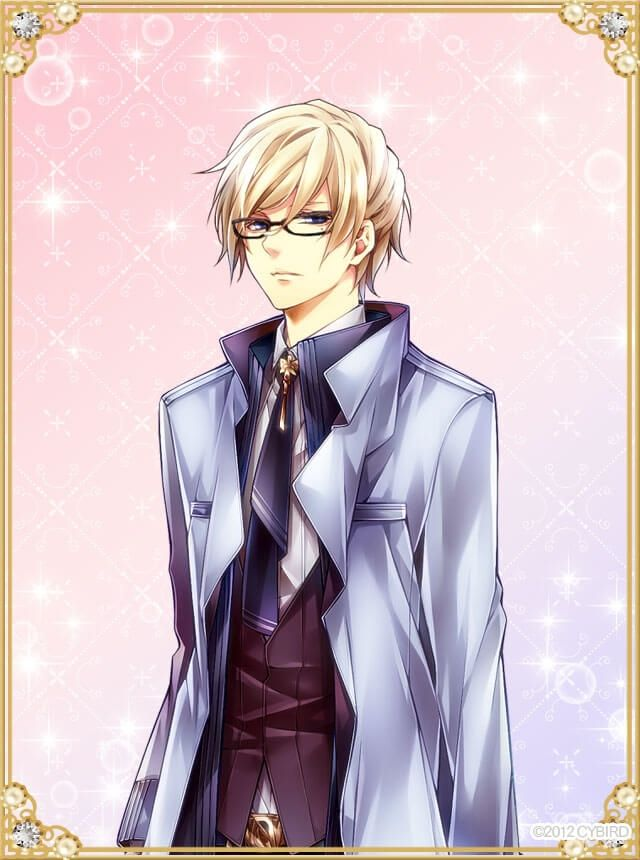 Wysteria Megane Men - Albert's route release campaign 100DP Louis Howard with eyeglasses. @lustfullyleocrawford @stargazing-cinderella @confused-tofu @cathyhellen Can't wait to see Byron with glasses! (//ω//)