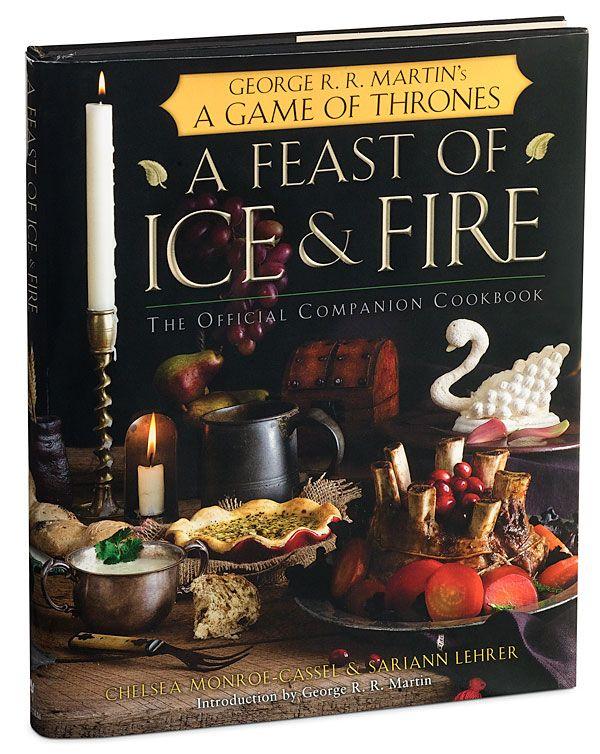 ThinkGeek :: A Feast of Fire & Ice - Official Game of Thrones Cookbook $34.99: Lemon Cakes, Daenerys Targaryen, Games Of Thrones, Official Games, The Games, Geek Crafts, Thrones Companion, Companion Cookbook, Thrones Cookbook