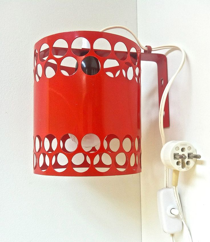 Lival Wall Light (painted metal).