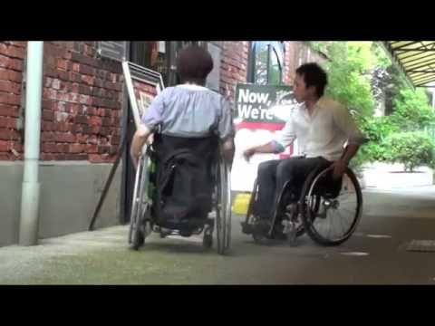 Παρουσίαση δυνατοτήτων των active αμαξιδίων της Meyra Ortopedia XR & ZX1, διαθέσιμα προς δειγματισμό στη Wheel (Περισσότερα στο www.wheel.gr)   Small presentation of Meyra's Oropedia XR & ZX1 active wheelchair capabilities, available at Wheel Thessaloniki, Greece (more info at www.wheel.gr)