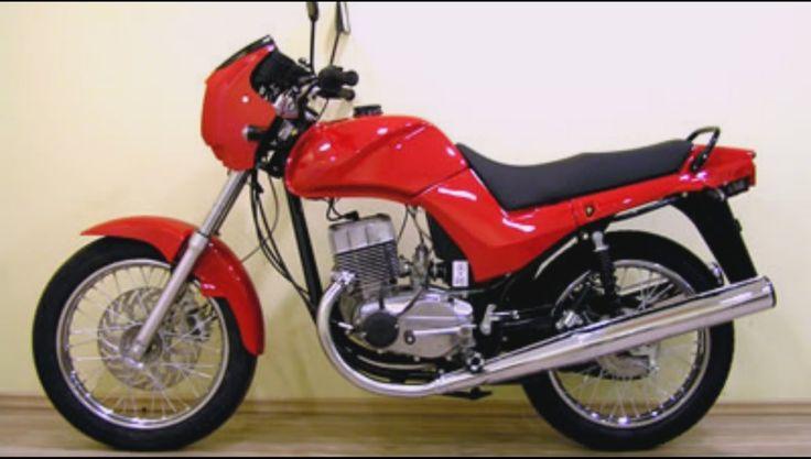 JAWA 350 Premier  !