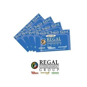 Costco: Regal Entertainment Group Premiere Super Saver 4 Movie Tickets