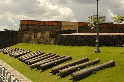 Forte do Presépio, one turistic point