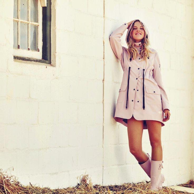 Odd Molly SS16 | Made in Love | Rainwear collection | Rainjacket | Rain Boot | www.oddmolly.com