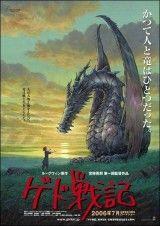 CINE(EDU)-625. Cuentos de Terramar. Dir. Goro Miyazaki. Xapón, 2006. Animación. Gedo Senki sitúanos no arquipélago de Terramar, onde hai dragóns, magos e espectros, talismáns e poderes. É un mundo gobernado pola maxia e polas palabras, pois cada cousa posúe o seu nome verdadeiro, o designado durante a Creación, que outorga aos feiticeiros o dominio sobre os elementos e os animais. http://kmelot.biblioteca.udc.es/record=b1452728~S1*gag