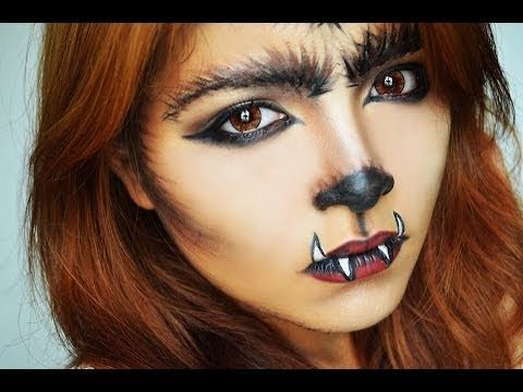 31 Best Halloween Costume Ideas Werewolf Images On Pinterest | Face Paintings Carnivals And ...