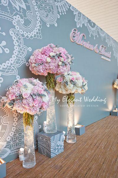 Monica & Daniel – meine elegante Hochzeit   – MDIB NOLA