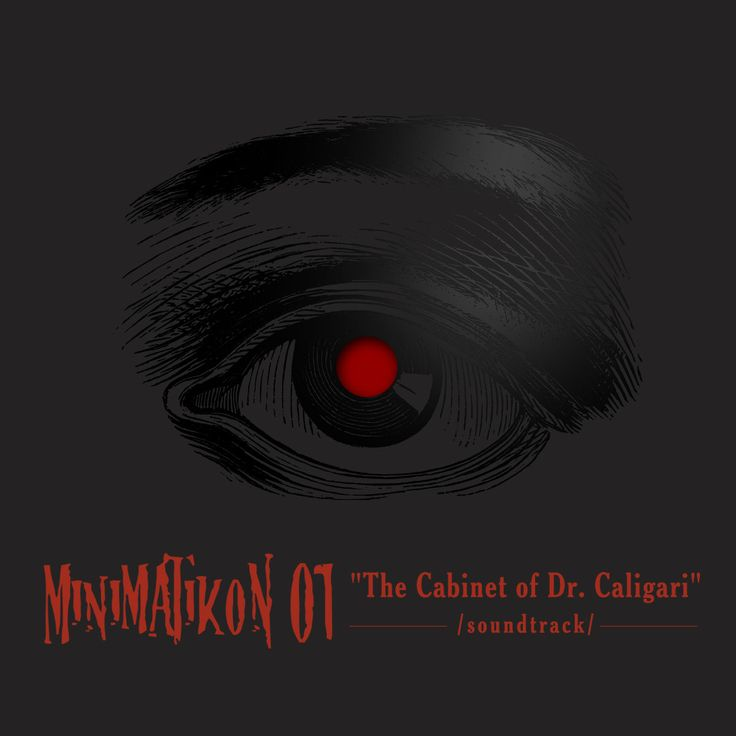 Minimatikon <--> Marcin Albert Steczkowski / Dawid Lewandowski. The Cabinet of Dr. Caligari | soundtrack