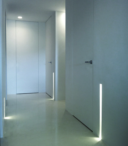 luci per il corridoio