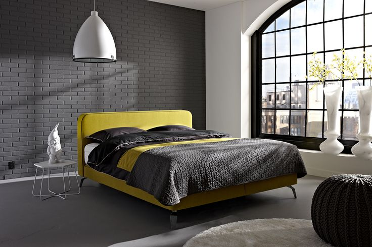 Slaapkenner design boxspring A-Sleep model Paolo