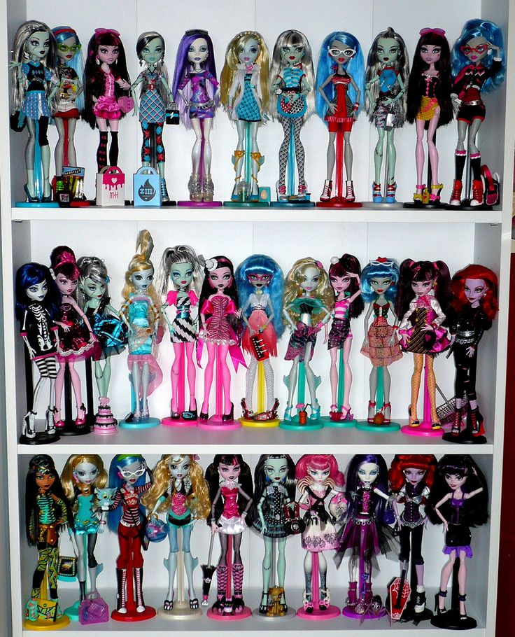 25 unique All monster high dolls ideas on Pinterest  Monster