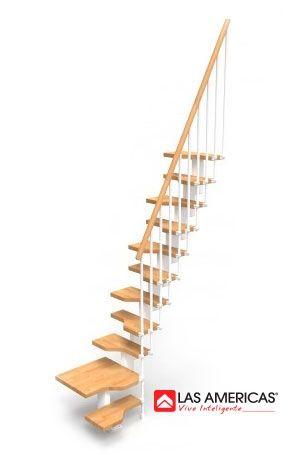 escalera para espacios reducidos mini