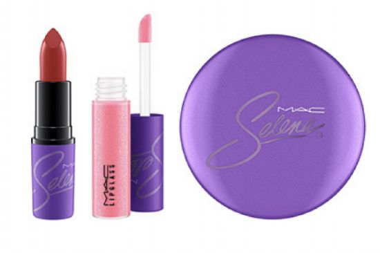 "The Selena MAC collection is being re-released! If you weren't able to purchase something for yourself the first time, it's not too late to try again. ""Anything For Selenas!"""