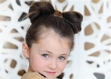 4 φανταστικά χτενίσματα για την κόρη σας!