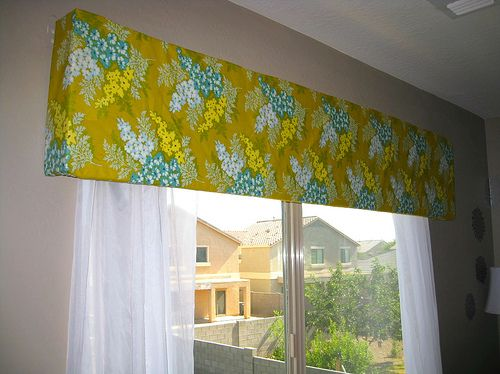 How To Make A Fabric Covered Window Cornice I Ve Got Some