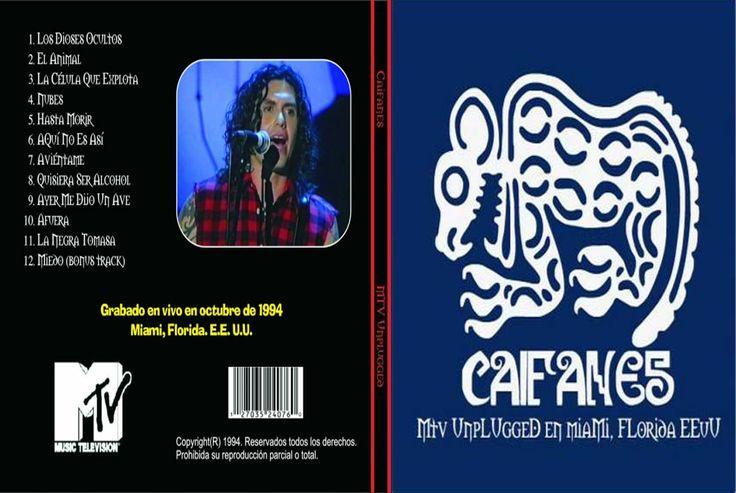 Full Dvd de Caifanes Umploged