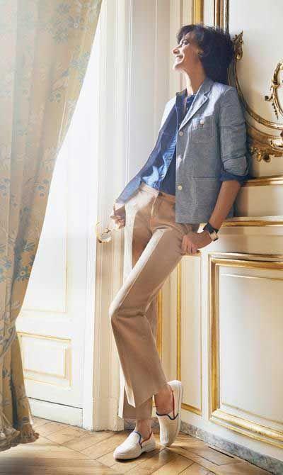 Всем привет! :) Сегодня я решила поговорит с вами о парижском стиле в одежде. Парижский шик — что скрывается