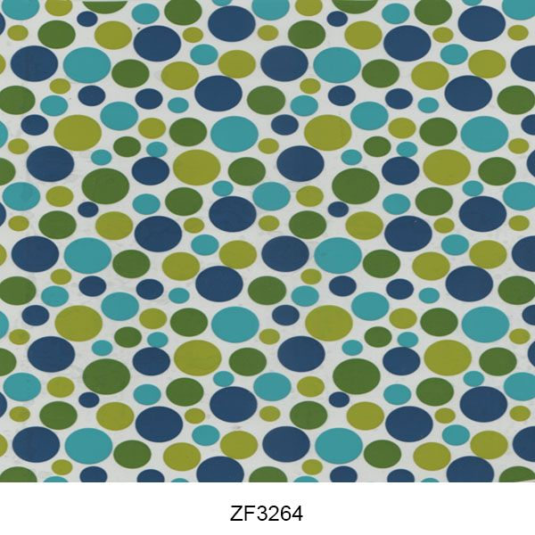 Hydro printing film flower pattern ZF3264