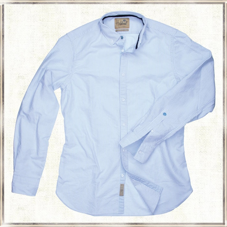 Halibut Shirt -  Princeton - College style by Halibut