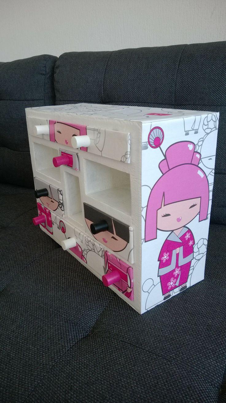 140 best images about muebles de carton on pinterest - Muebles de carton ...