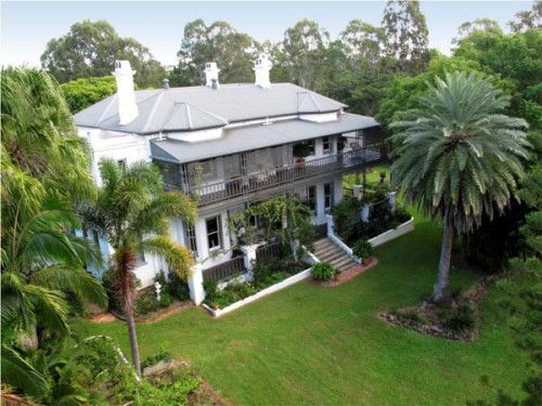 Baddow House, Maryborough   Old estates for sale