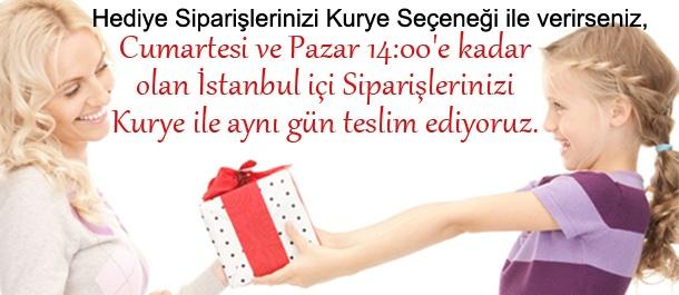 Anneler günü hediyesi almak için geç kaldım diye üzülmeyin. İstanbul İçi Kurye Siparişleriniz 3 Saat içinde Kapınızda!  http://www.buldumbuldum.com/hediyesi/anneler_gunu/