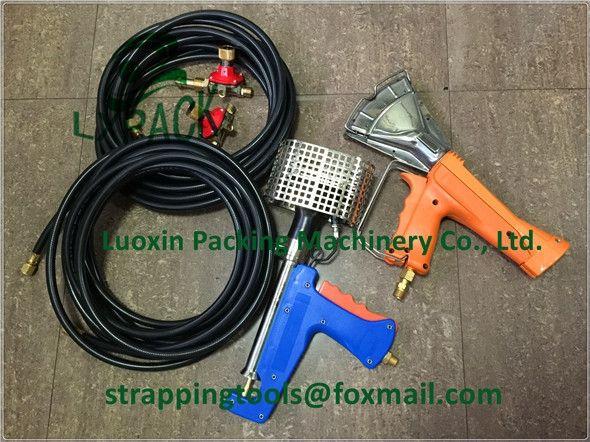 499.00$  Watch now - http://alif27.worldwells.pw/go.php?t=32695618230 - LX-PACK Safe gas shrink gun wrap torch heating shrink wrap torch Heat shrink gun american type Film Heat shrink gun manufacturer 499.00$