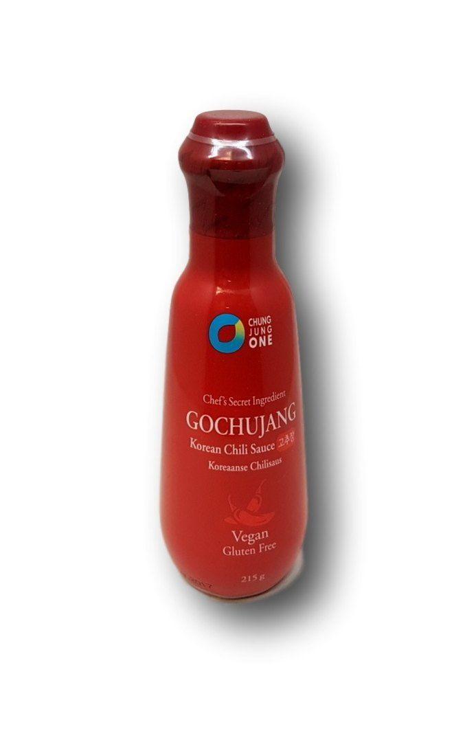 Gochujang chilikastike, gluteeniton ja vegaaninen 215 g - East Asia Mart Online Shopping