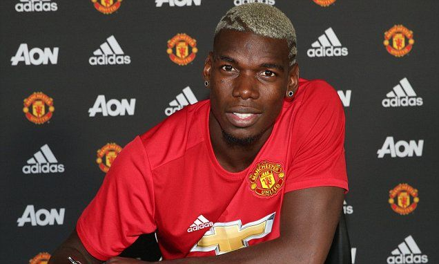 CHARLES SALE AND MATT LAWTON: FIFA have announced they have launched an investigation into Paul Pogba's £89.3million transfer from Juventus to Manchester United last summer.