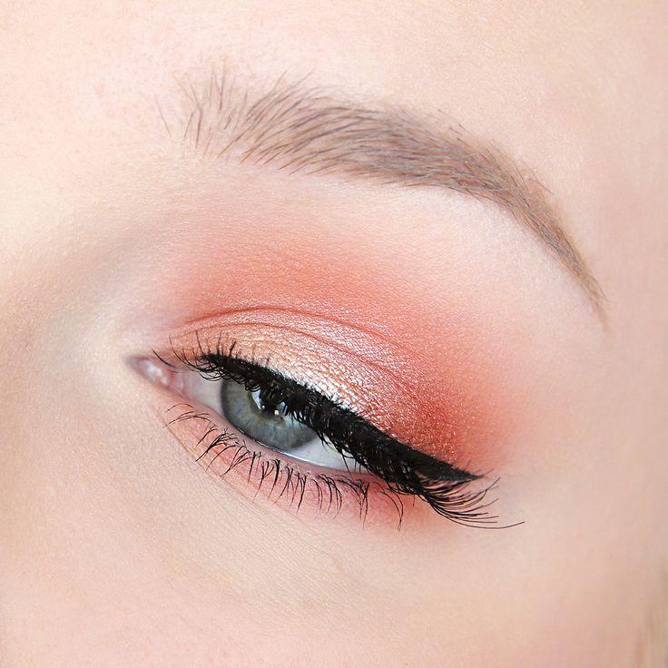 Coral Halo Makeup Tutorial - Makeup Geek