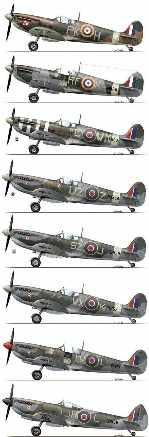 WW2 - Allied Aircraft