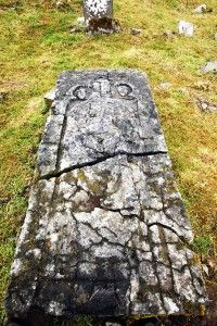 Newtown Jerpoint. Where St. Nicholas is buried. The medieval lost town of Newtown Jerpoint is just west of the Cistercian Jerpoint Abbey, near Thomastown, County Kilkenny, St. Nicholas's Church and graveyard are in the town, where the earthly remains of St. Nicholas of Myra are said to buried.