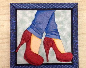 Projeto Carton Mousse Perna Calça Jeans
