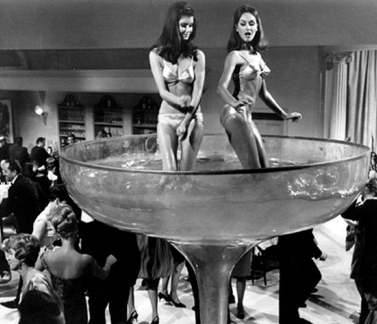 HNY party, 1960s