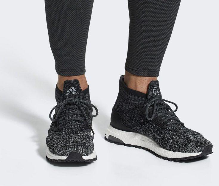 Reigning Champ x Adidas Ultra Boost All Terrain - Black #men #shoes #footwear #shoe #sneakers