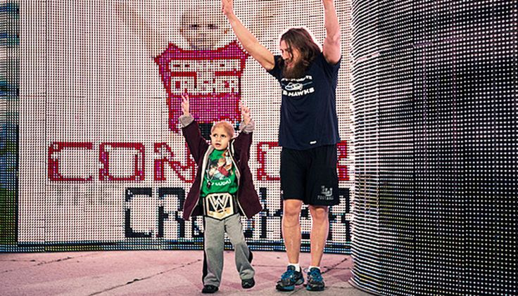 WWE superfan Connor 'The Crusher' Michalek to be inducted into Hall of Fame