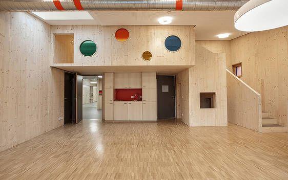 École maternelle à Mering