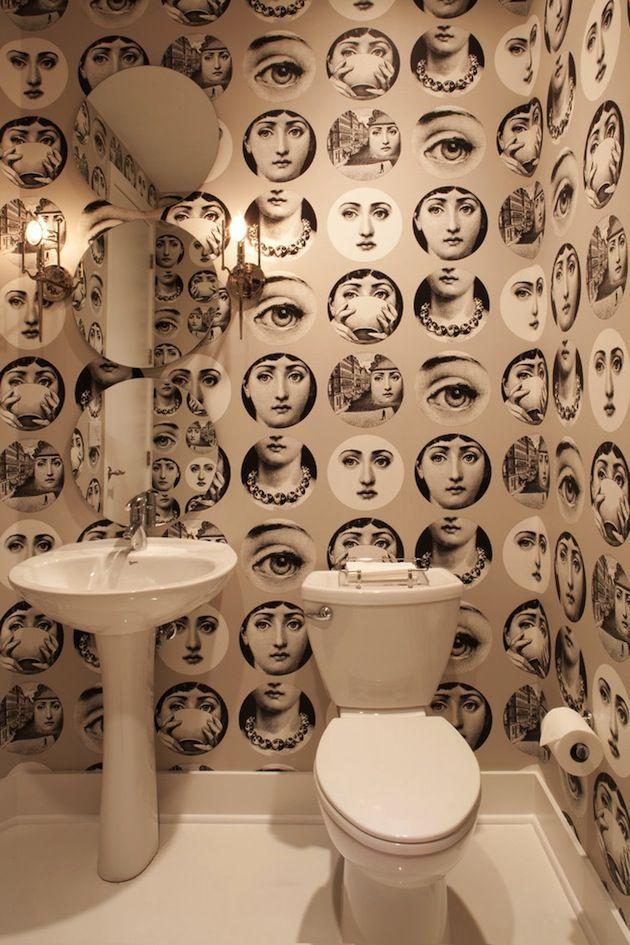 Um quarto de banho especial, em Angry Boar