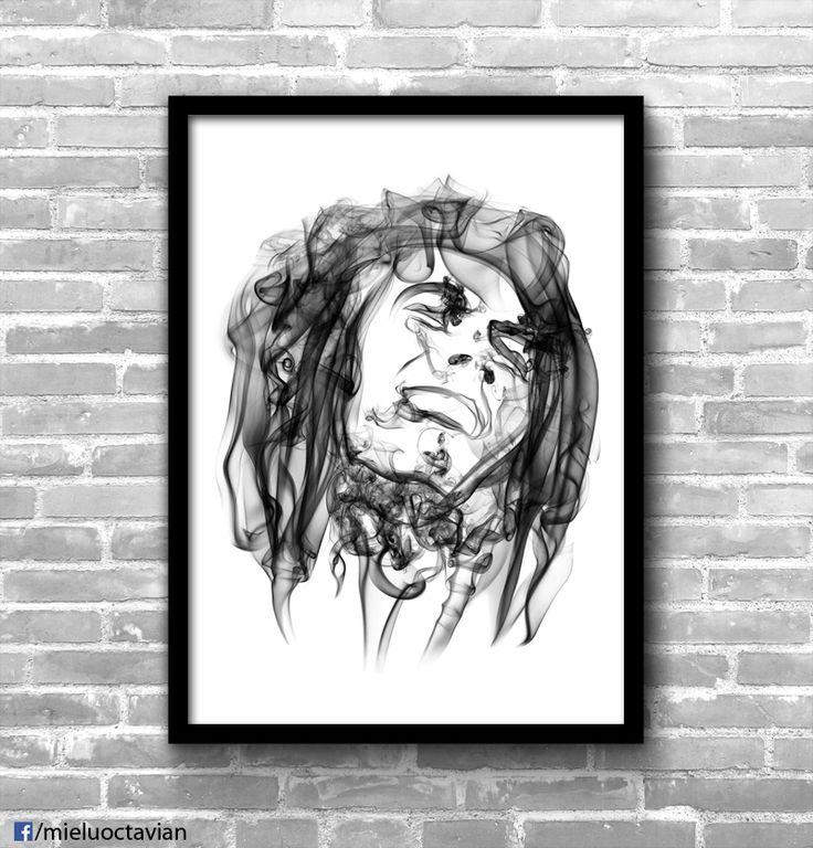 Bob Marley etsy.com/shop/octavianmielu facebook.com/mieluoctavian