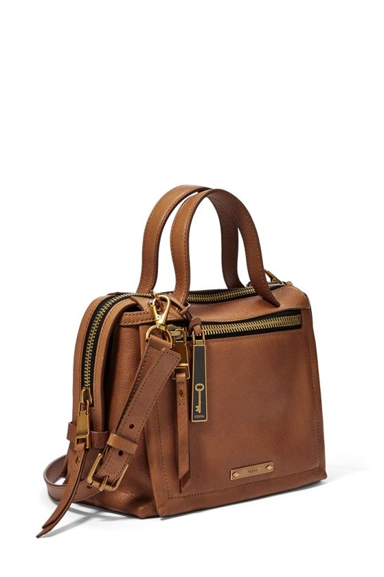 #Fossil Bella Small Satchel