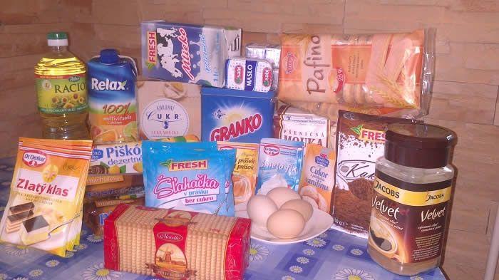 NapadyNavody.sk | Luxusný koláčik - Bingo rezy s lahodnou chuťou (Fotorecept)