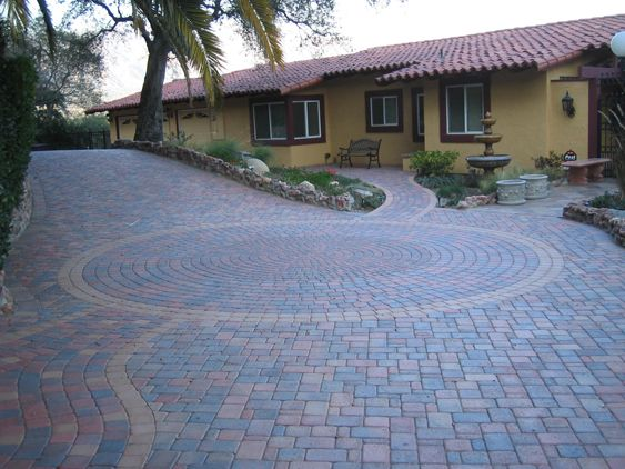 pacific pavingstone is a company that design driveways, pool desks