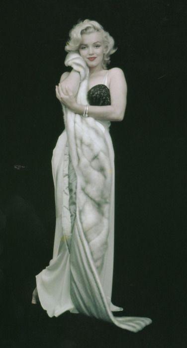A Photo Of Marilyn Monroe taken by Milton Greene.
