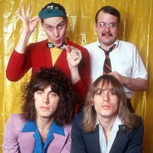 Cheap Trick South Bend IN -  hated them! They acted like jerks-  the whole show they kept flicking lit cigarette butts into the crowd at the Morris of all places.